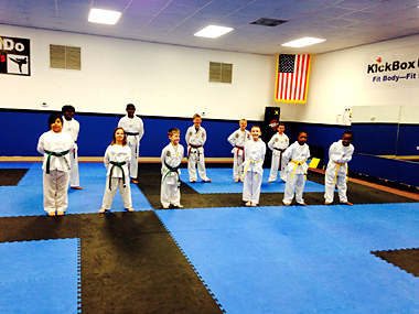 Florida Martial Arts and Fitness Center Kids Karate Photo 1